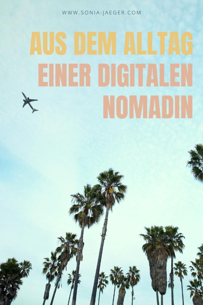 Aus dem Alltag einer digitalen Nomadin