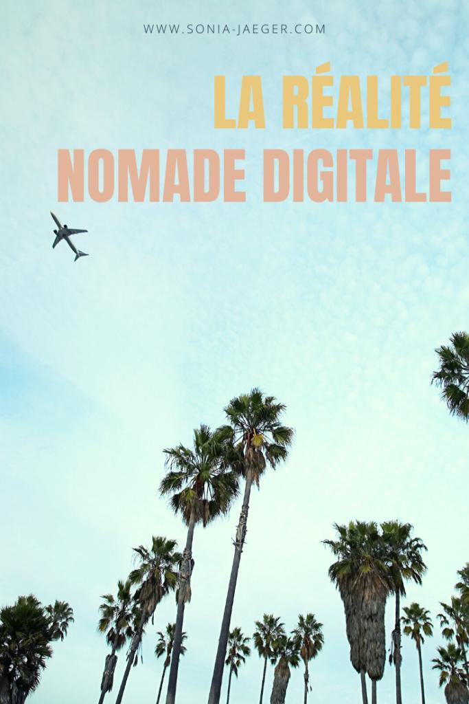 la réalité nomade digitale